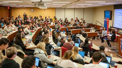 Wharton Business School, December 2019