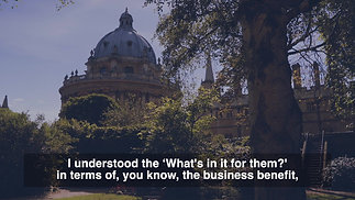 Oxford Women's Leadership Development Programme, Saïd Business School, University of Oxford