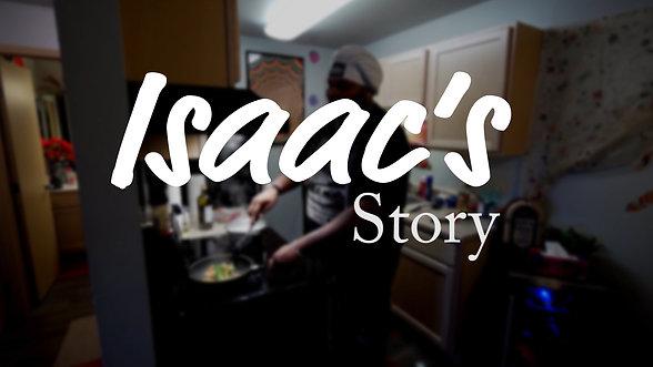 Isaac's Story - SVdP