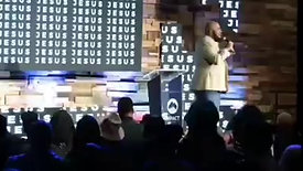 Ministry Clip from Tiphani Montgomery's Covered by God tour.