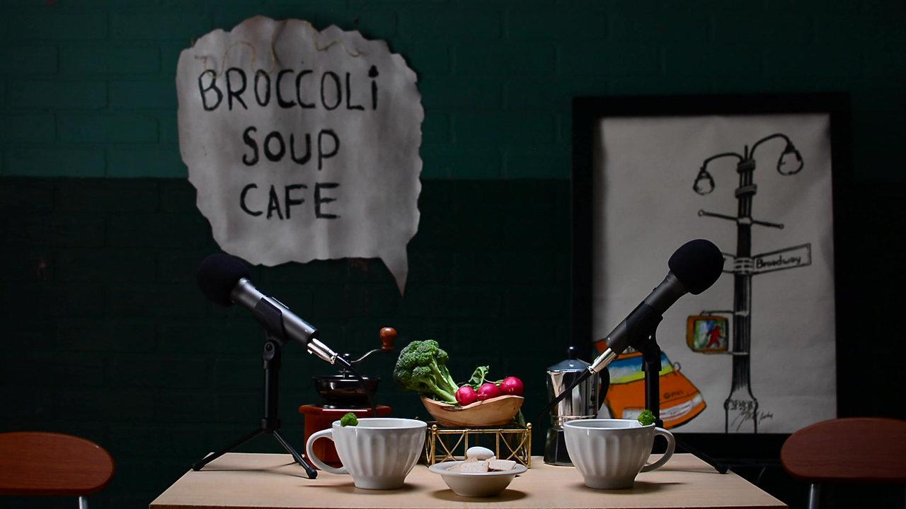 Broccoli Soup Cafe Promo