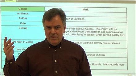 2-The Four Gospels-Mark