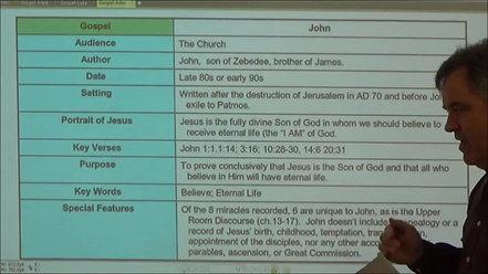 4-The Four Gospels-John