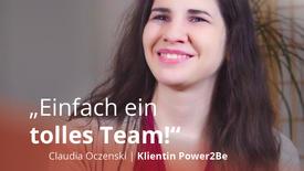 Referenz Claudia Oczenski