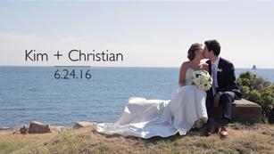 Kim + Christian