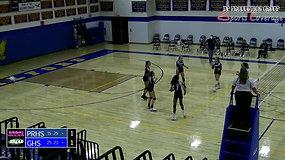 Gilford vs. Plymouth (Volleyball - 10/22/2020)