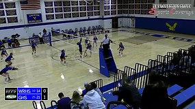 Gilford vs. Winnisquam (Varsity Volleyball - 9/18/2020)