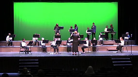 Gilford Middle School 5th Grade Band Concert (2/15/2021)