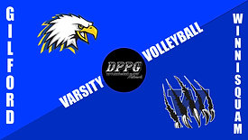 VOLLEYBALL: Gilford vs. Winnisquam (9/18/2020)