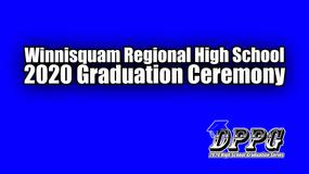 2020 Winnisquam Regional High School Graduation