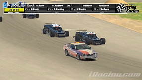 (6/5/2020) Next Key Real Estate iRacing: Touring Modifieds at Oxford Plains Speedway