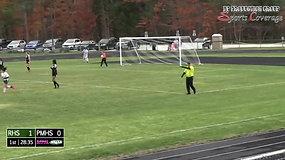 Prospect Mountain vs. Raymond (Girls Soccer - 10/27/2020)