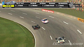 (6/10/2020) Next Key Real Estate iRacing: SK Modifieds at North Wilkesboro Speedway
