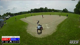 (16U) Seacoast Hurricanes vs. NH Nor'Easters