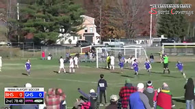 Gilford vs. Belmont (Boys Soccer - 10/31/2020)