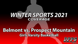 GIRLS BASKETBALL: Belmont vs. Prospect Mountain (2/8/2021)