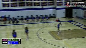Gilford vs. Kingswood (Volleyball - 10/15/2020)