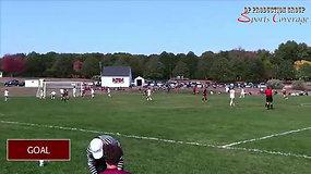 Portsmouth Christian vs. Concord Christian (Girls Soccer - 10/10/2020)