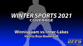 BOYS BASKETBALL: Winnisquam vs. Inter-Lakes (1/19/2021)