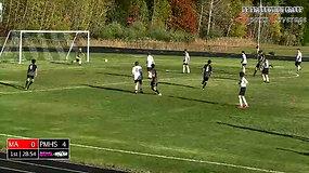 Prospect Mountain vs. Moultonborough Academy (Boys Soccer - 10/14/2020)
