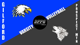 VOLLEYBALL: Gilford vs. Prospect Mountain (9/21/2020)