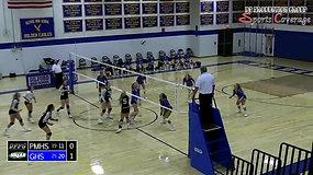 Gilford vs. Prospect Mountain (Varsity Volleyball - 9/21/2020)