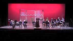 Gilford High School Symphonic Band Winter Concert 2020
