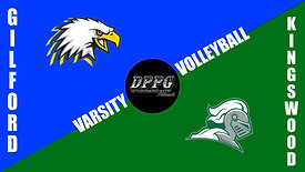 VOLLEYBALL: Gilford vs. Kingswood (10/15/2020)