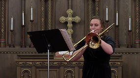 Carley Patch's Senior Recital