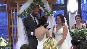 Bruna and Kayla's Wedding