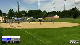 (10U) Capital Area All Stars vs. NH Nor'Easters