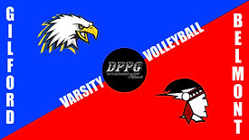 VOLLEYBALL: Gilford vs. Belmont (10/8/2020)