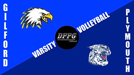 VOLLEYBALL: Gilford vs. Plymouth (10/22/2020)