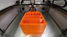 3D printing of KLM House - Builder Extreme 1000 3D printer