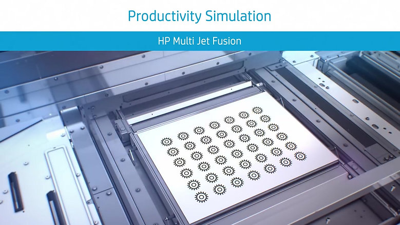 HP Multijet Fusion
