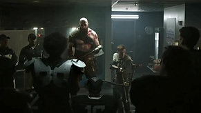 Kratos' Pregame Speech