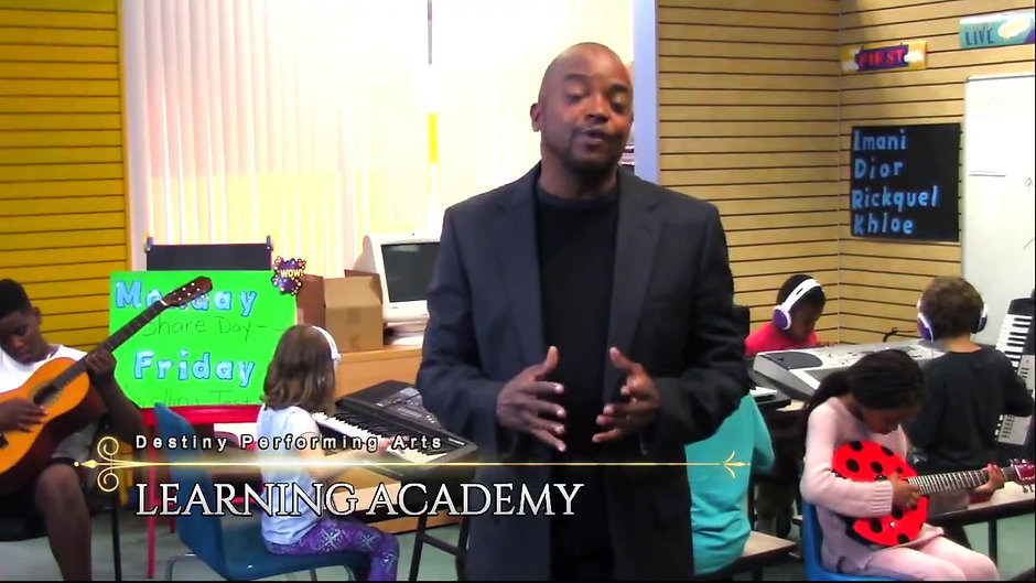 Enroll your child now to Destiny Performing Arts & Learning Academy, Your chi...