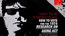 I Want To Live Forever Young. How To Vote For The 1974 Research On Aging Act?