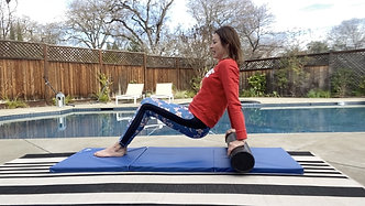 FOAMROLLING strength and mobility
