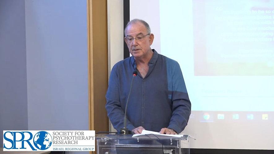 מחקר בפסיכותרפיה בישראל - החיפוש אחר מנגנונים המקדמים שינוי והתפתחות