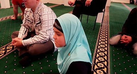 Экскурсия по Мечети