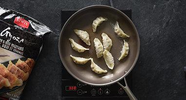 Siwin Foods Gyoza Instructions