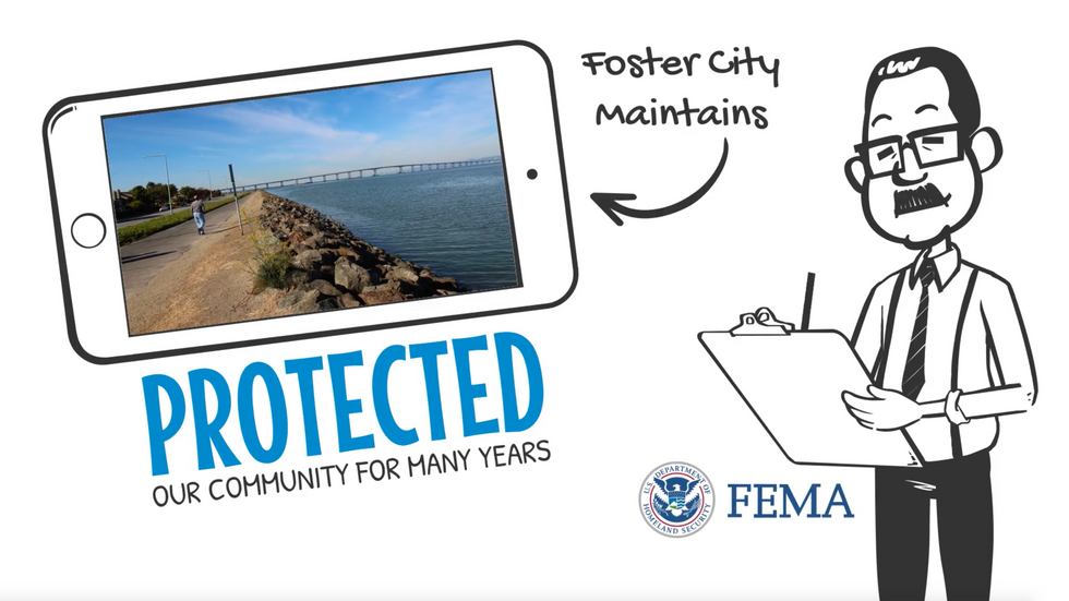 KEEP FOSTER CITY SAFE AND DRY