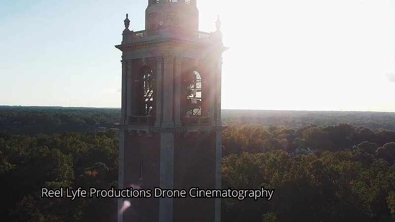 Reel Lyfe Productions Aerial Cinematography
