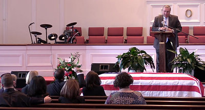 The Funeral for John Michael Hardiman