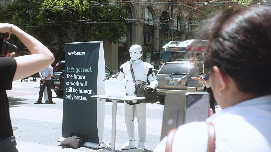 ServiceNow Robots