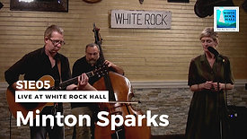 Minton Sparks --- Release Date: OCT 2020