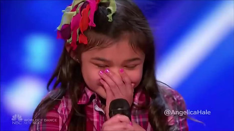 """""""Rise Up,"""" Angelica Hale (age 9)"""