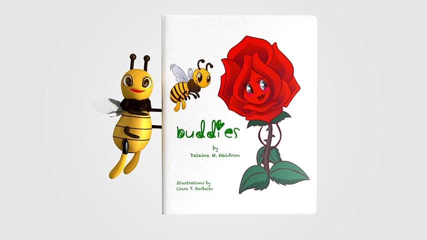 Buddies Children's Book Ad