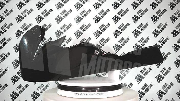 Quilla carbonvice Z650 METALLIC BLACK